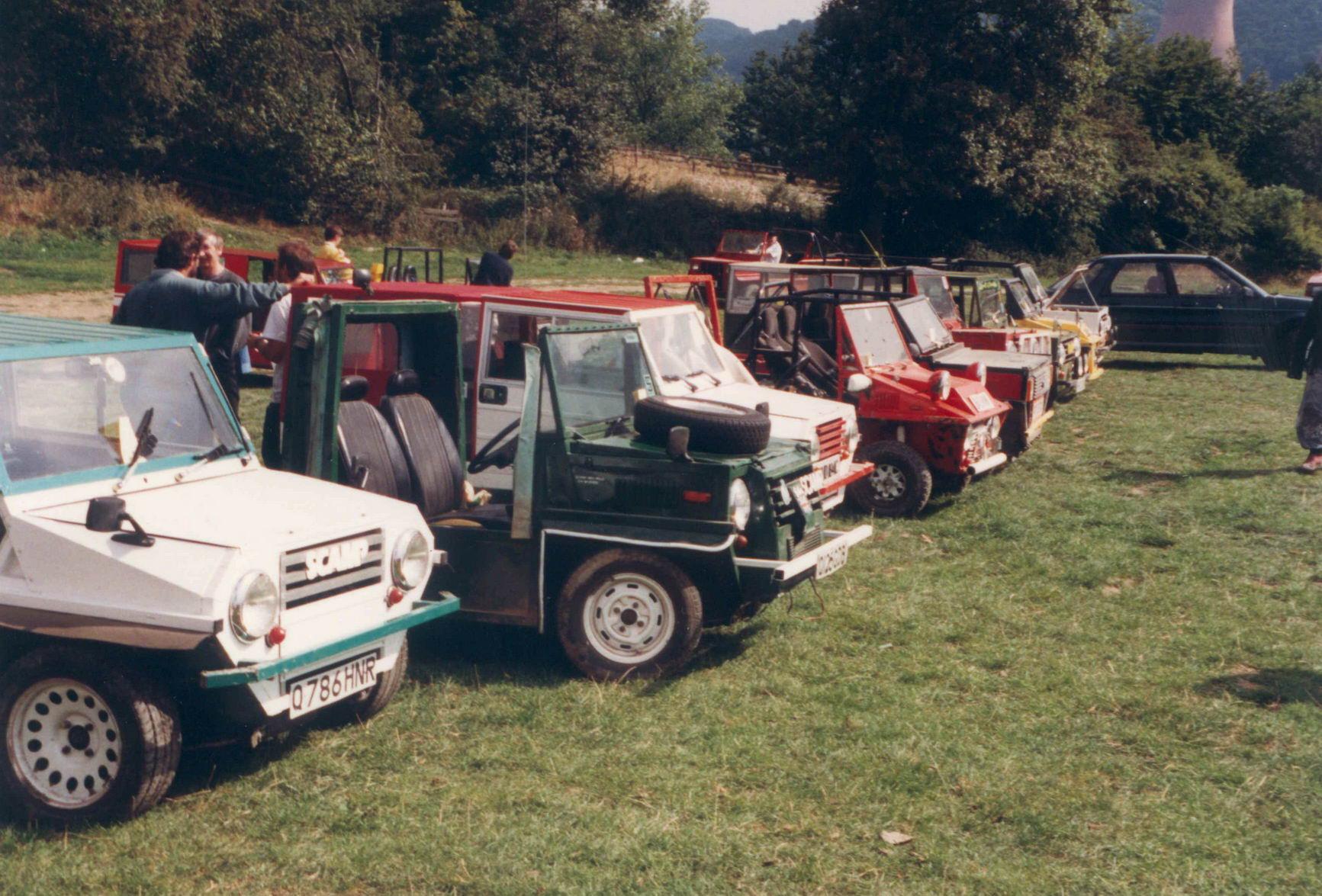 The '93 Telford Picnic..... 2b